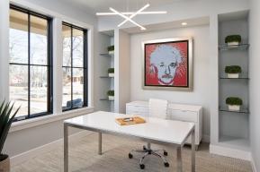 Interior Design: Jim Kuiken Design Home Design: Ben Nelson Builder: Pillar Homes Photographer: Landmark Photography