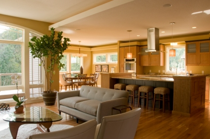 Interior Design: Jim Kuiken Design Home Design: Jim Kuiken Design Builder: Accent Homes, Inc. Photographer: Kelly Povo